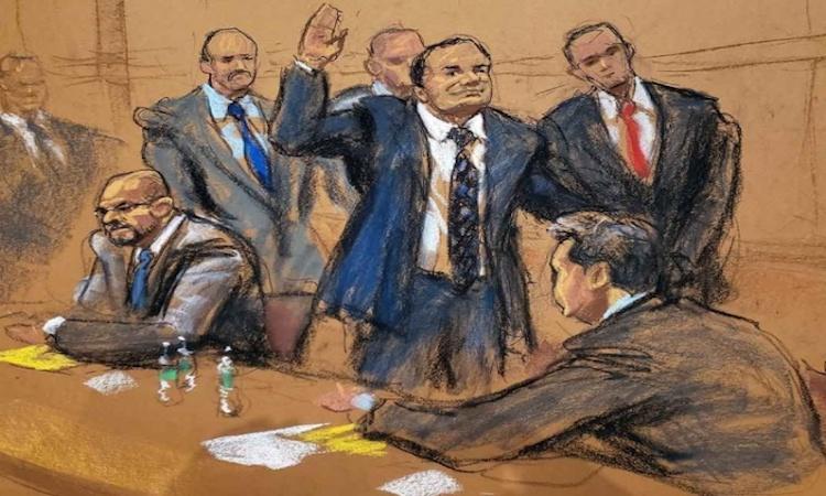 Juicio El Chapo