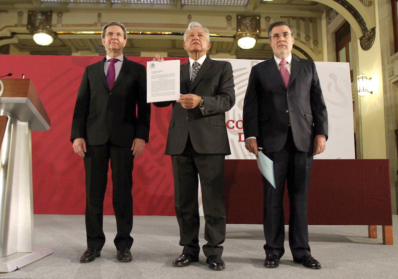 AMLO Reforma Educativa