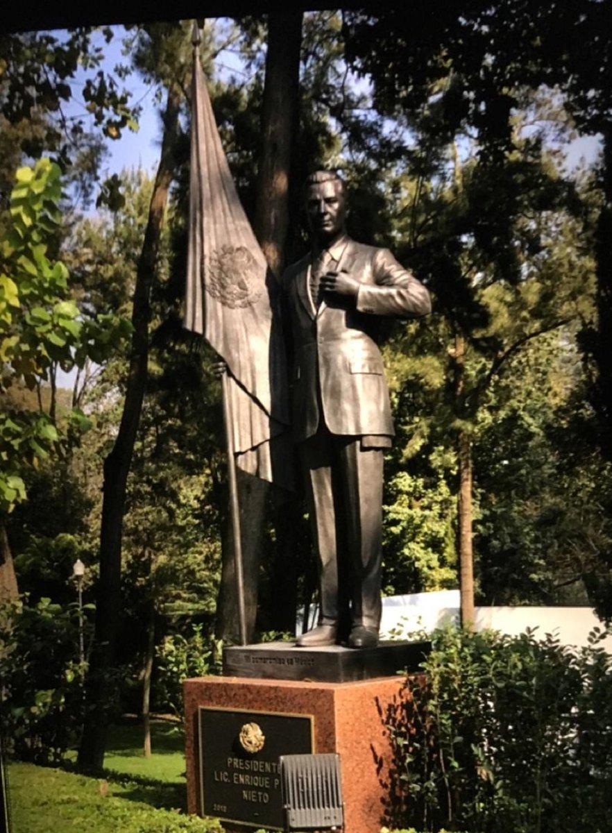 Estatua EPN