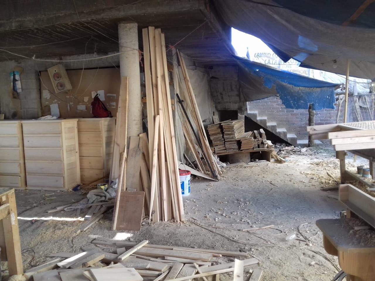 Aprovechamiento ilegal de madera