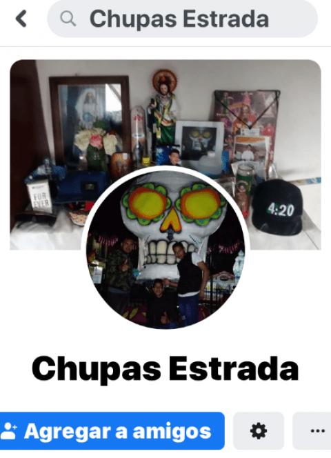 Chupas Estrada