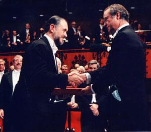 Mario Molina Nobel
