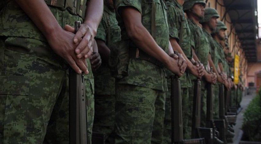 Buscan crear Guardia Nacional