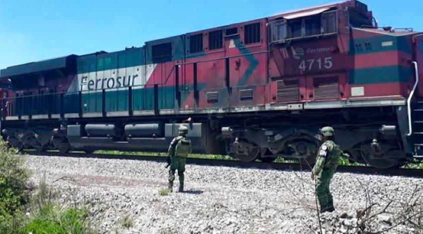 Tren Guardia Nacional