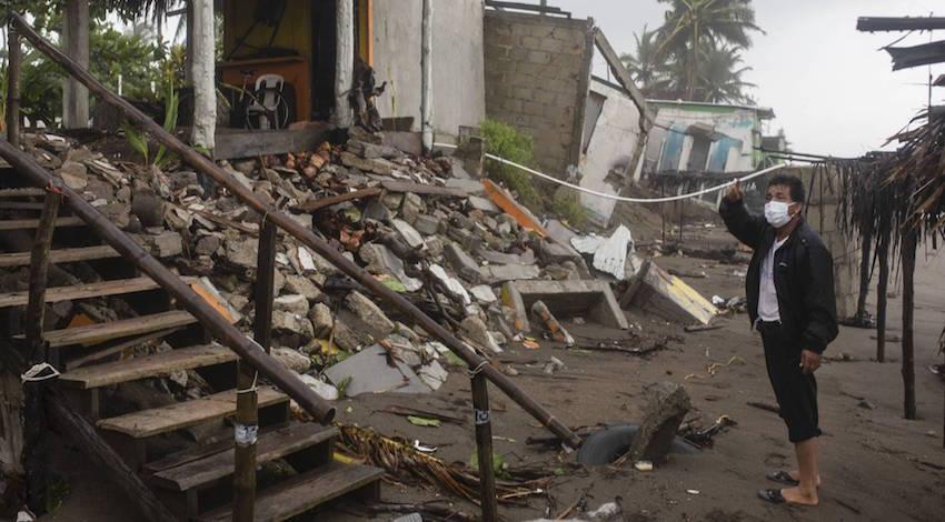 Damnificados Veracruz Grace