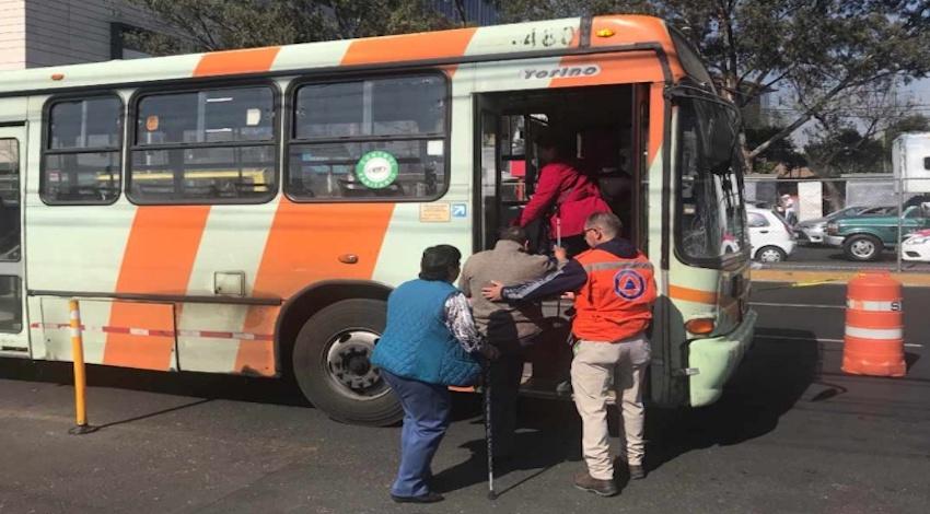 Autobuses RTP gratis Metro