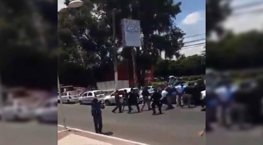 Enfrentamiento Coacalco