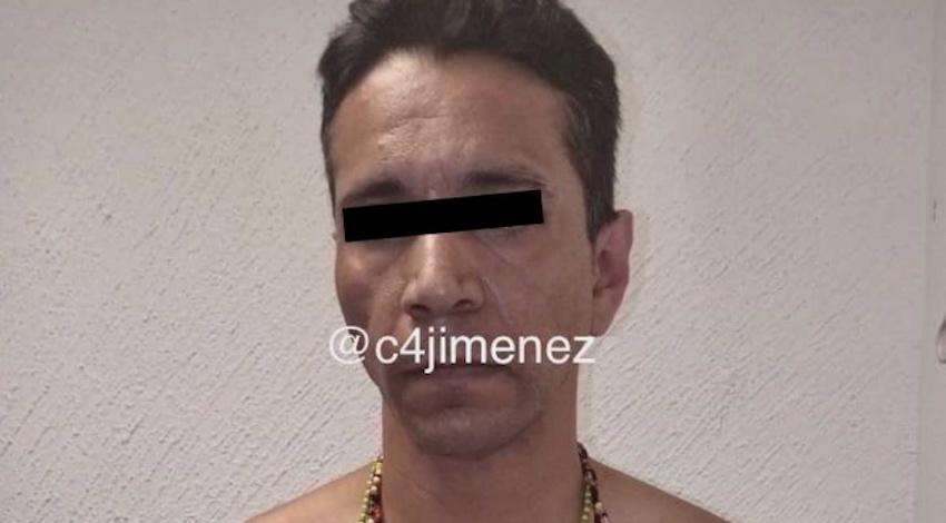 Taxista violador Iztapalapa