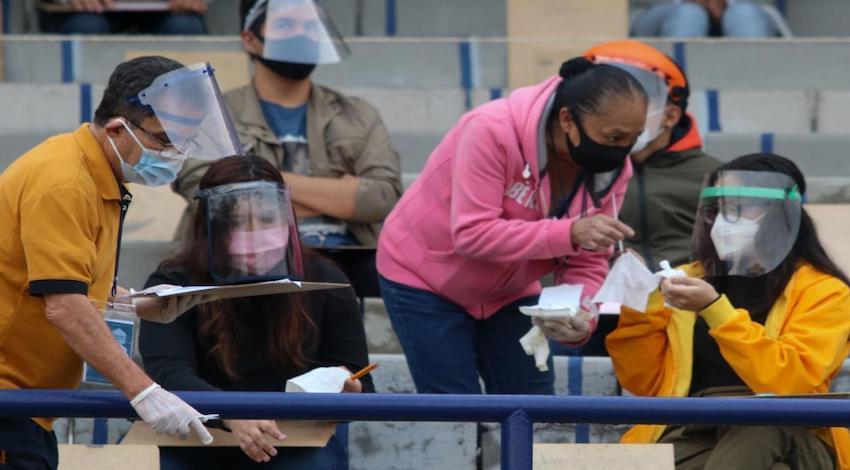Examen UNAM Estadio CU