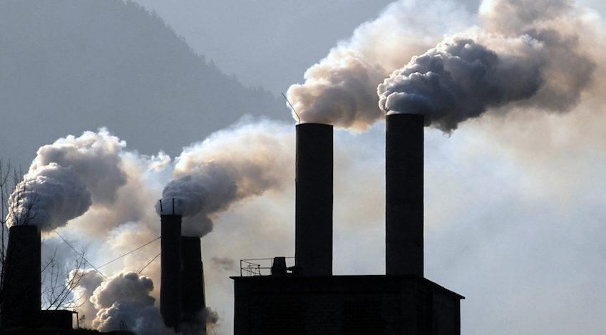 Contaminación en generación de energía eléctrica
