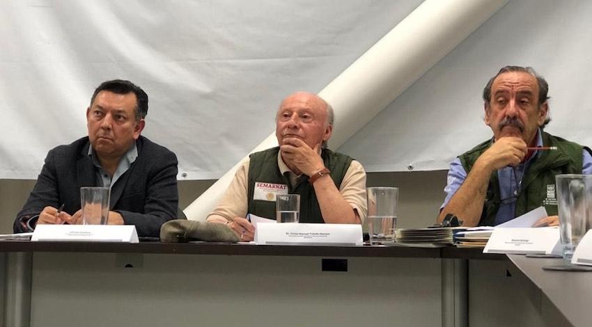 Víctor Manuel Toledo - Vaquita Marina