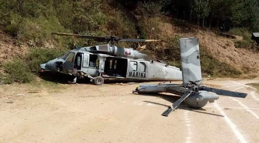 Helicóptero Semar