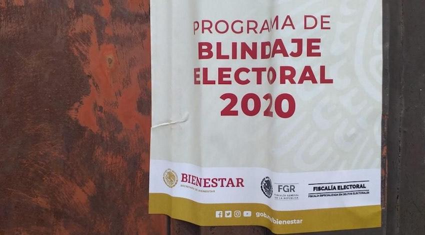 Blindaje Electoral Bienestar