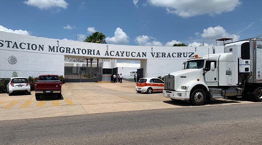 Veracruz Migrantes