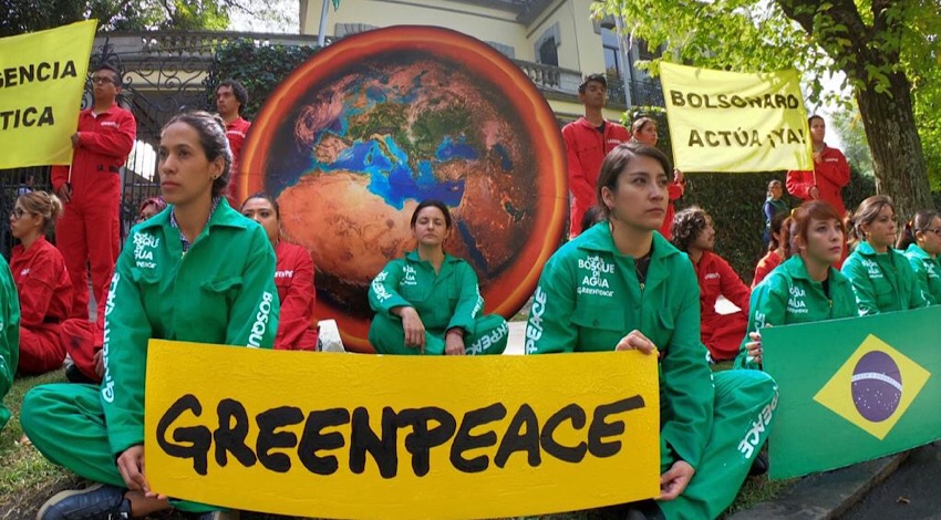 Greenpeace Amazonia