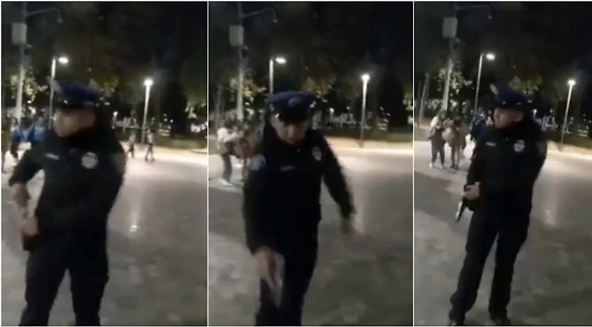 Policía perro