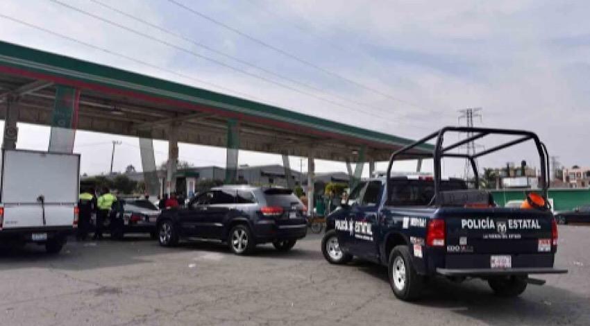 Gasolina Cártel del Noreste