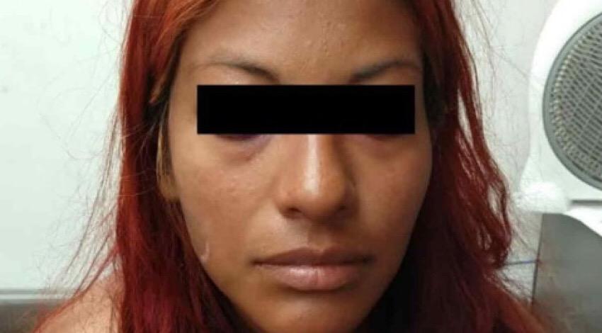 Mujer acusada de videograbar a su hija