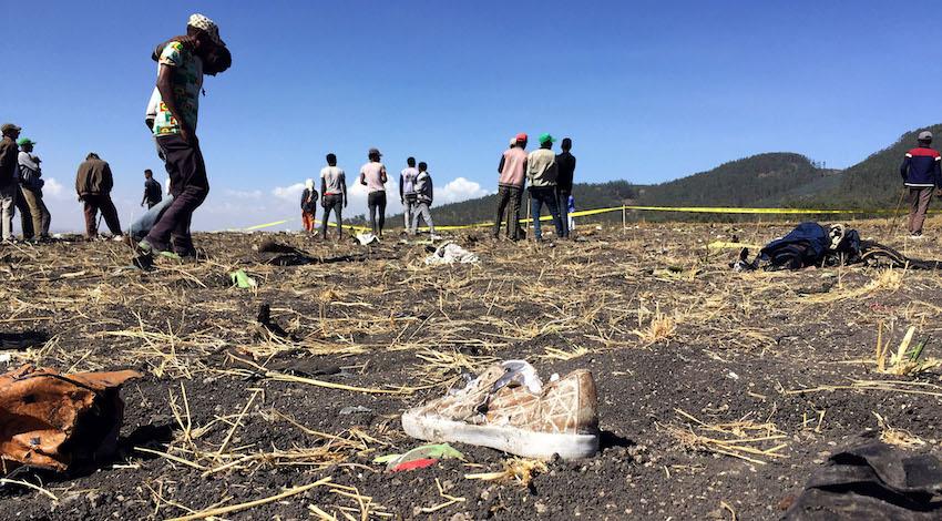 Accidente aéreo Etiopía