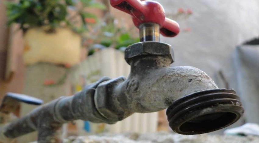 Reducción suministro agua Valle de México