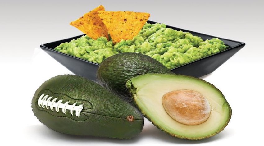 Aguacate Super Bowl LIV