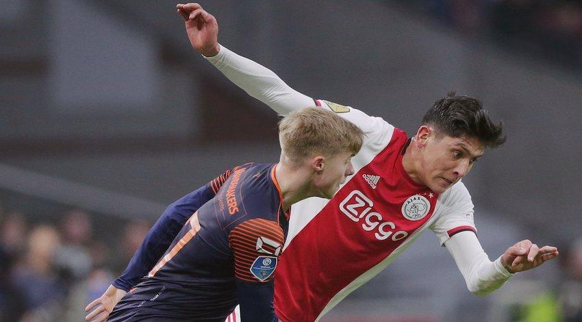 Ajax Edson Álvarez