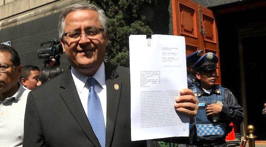 Alcalde de Mexicali