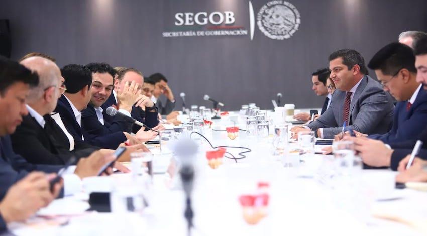 Alcaldes en Segob