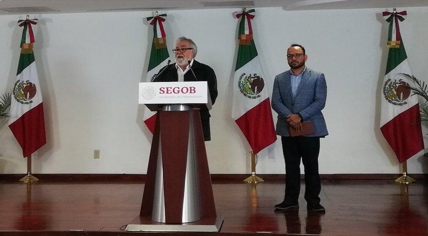 Alejandro Encinas - Comisión Nacional de Búsqueda