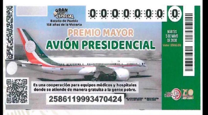 Avión Presidencial CDMX