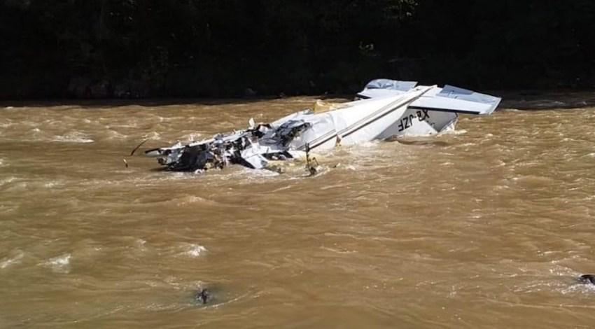 Avioneta Michoacán