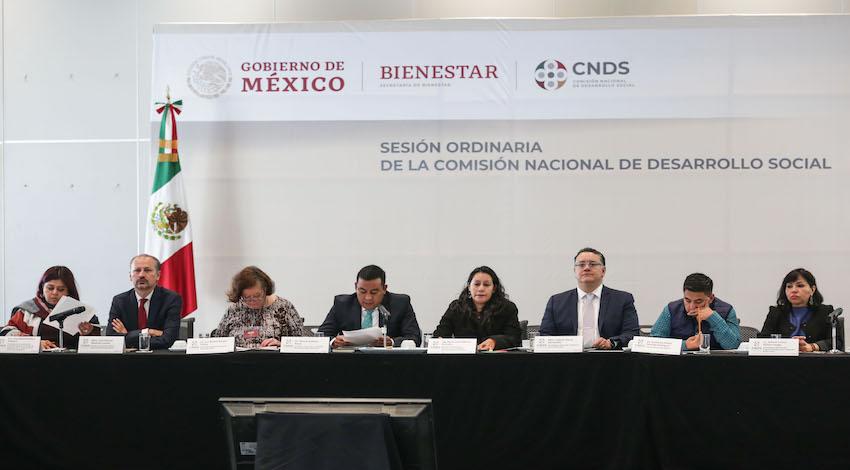 Comisión Nacional de Desarrollo Social