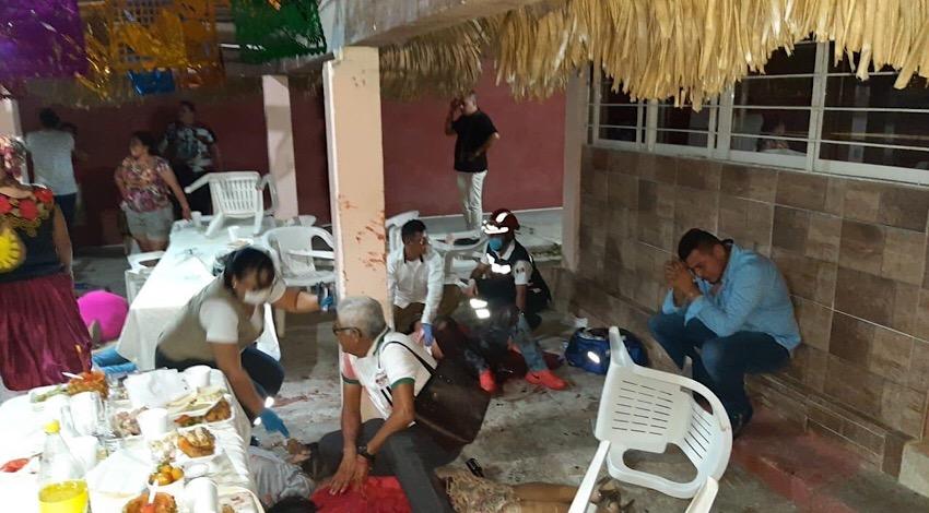 Asesinatos en Minatitlán