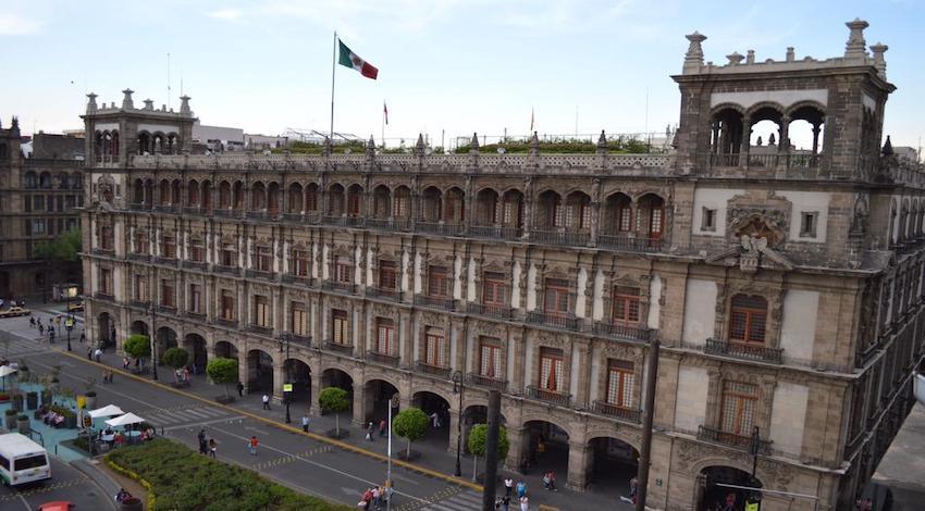 Palacio Ayuntamiento CDMX