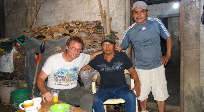 Ocultamiento e invisibilización en comunidades indígenas de Nuevo León (Foto: Conacyt)