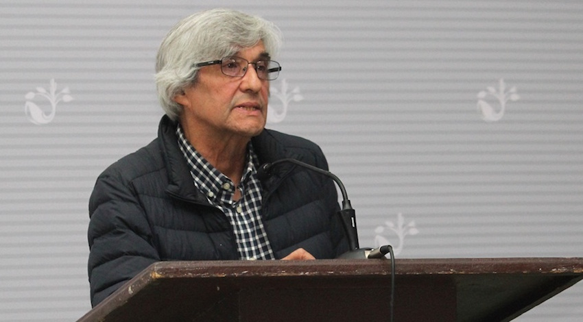 León Jorge Castaños Martínez