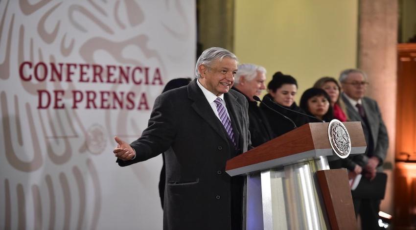 AMLO Huachicol