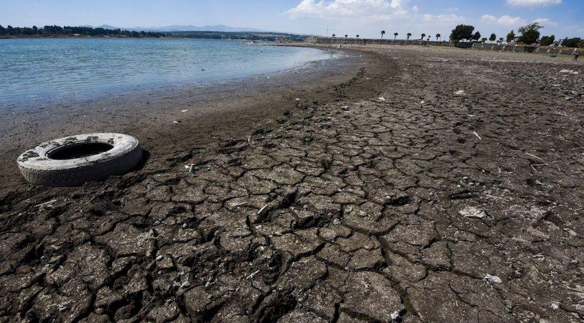 Sequía Sistema Cutzamala