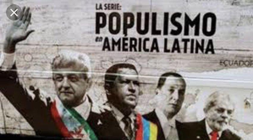 Populismo en AL