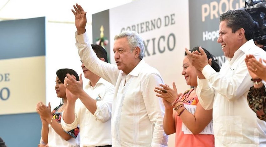 AMLO Reforma Educativa