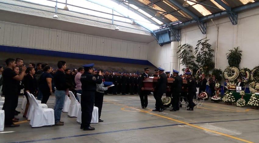 Policía Auxiliar Metro Bondojito