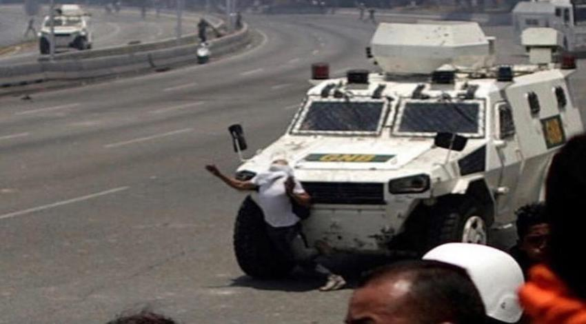 Estalla violencia en Venezuela