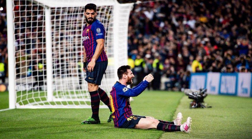Messi 600 goles