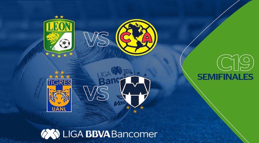 Semifinales Liga MX