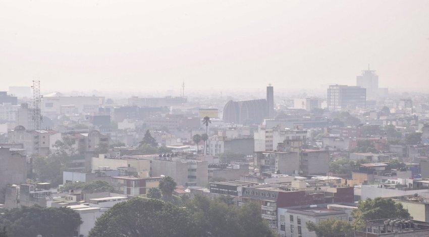 Suspende SEP clases por contaminación