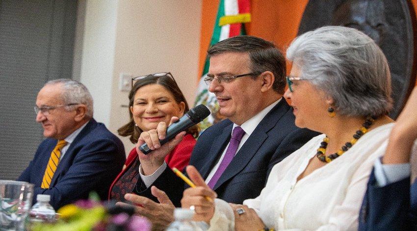 Delegación mexicana en EU