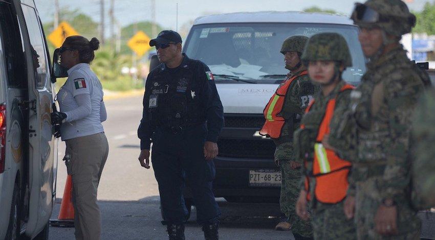 Militares Frontera Sur
