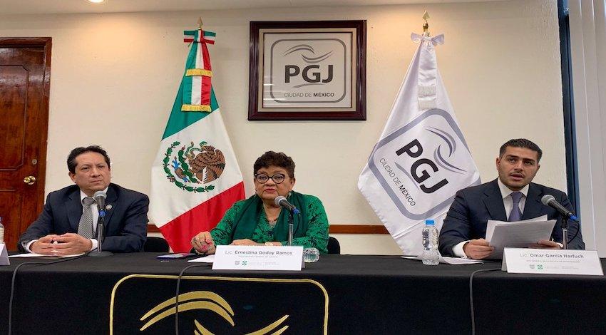 PGJCDMX  Abogado Pablo González Kúsulas