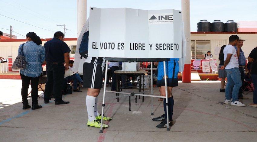Elecciones 2 junio