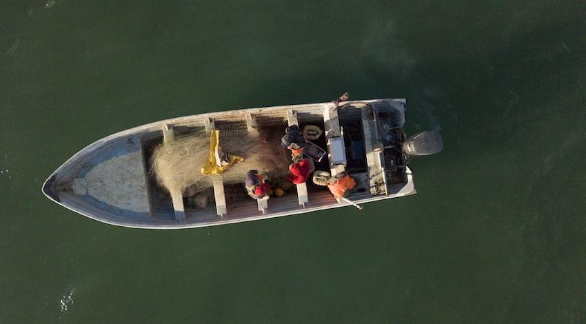 Pesca Curvina Foto: Ernesto Méndez
